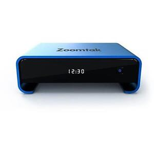 Zoomtak Uplus Android TV Set Top Box loaded