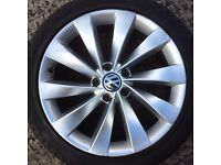 Vw scirocco wheel wanted