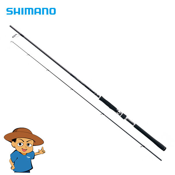 спиннинг shimano штекерный salty stick s906ml 5cojg3963