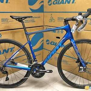 Authentic 2019 Giant DEFY ADVANCED 2 road bike BLUE M or ML