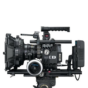 Red Scarlet MX Package - Low Hours