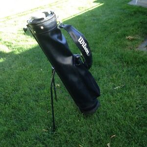 Wilson golf bag with stand Moose Jaw Regina Area image 1