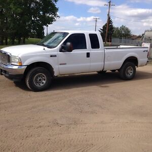 2004 ford long box extended cab 4x4