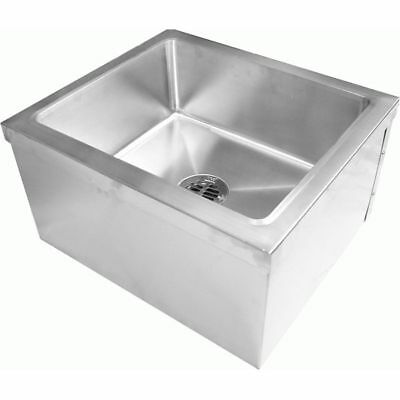 Floor Mop Sink 20 X 24 Stainless Steel