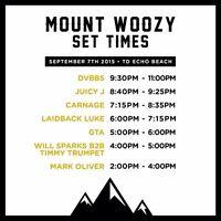 Dvbbs Mount Woozy @ Echo Beach