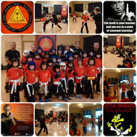 KIDS MARTIAL ARTS - JEET KUNE DO - KALI - MUAY THAI