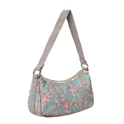 LeSportsac Classic Collection Deluxe Lulu Bag in Laelia Moss NWT