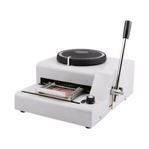 ADMS-72A / PVC CODE EMBOSSER ON SALE!