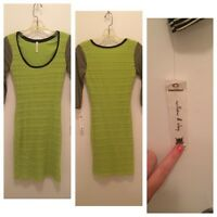 Willow & Clay Dress bnwt made in the USA