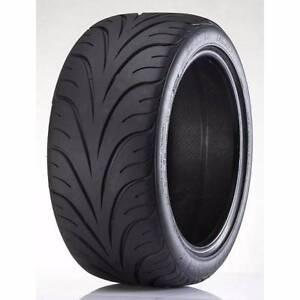 4X 255-40-17 NEW FEDERAL RS-RR MOTORSPORT SEMI SLICK RACE TYRES 2 Wolli Creek Rockdale Area Preview