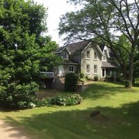 Country duplex for rent