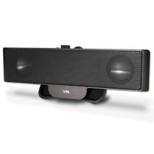 Cyber Acoustics CA-2880 USB Portable Speaker System