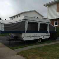 Jayco Qwest 12 foot hard top 2004