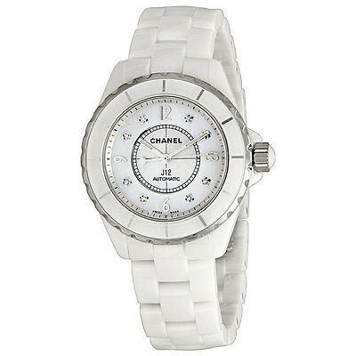Chanel J12 Ceramic Unisex Watch H2423
