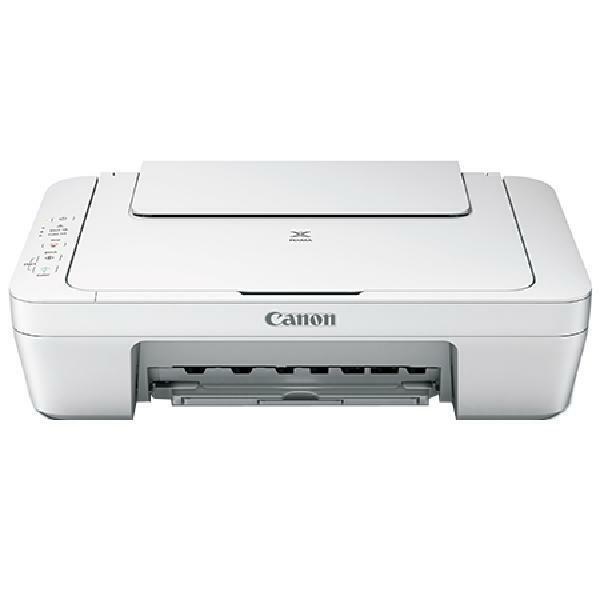 Canon All-in-One Color Inkjet Printer Wired Print/Scan/Copy w/ USB Cord & Ink