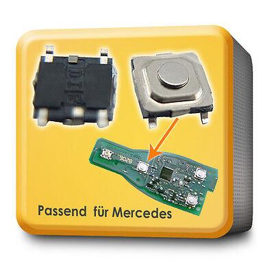 MICROTASTER SCHLÜSSEL TASTER  3 STÜCK MERCEDES A B C E S CLK ML W164  (MP14)