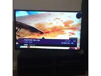 "50"" JMB hd Freeview tv"