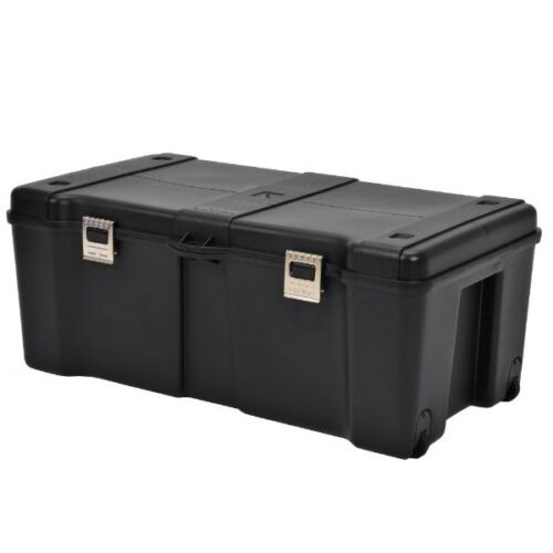 Contico Footlockers Storage Trunk Locking Rolling Trunks