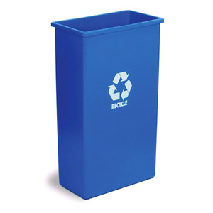 REQUESTING: Tall Blue Recyling Slim Bin