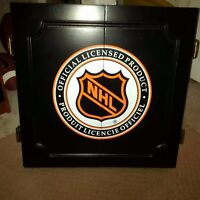 NHL dart board - great for a rec room $20