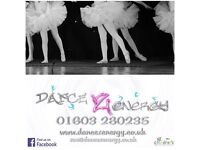Coltishall Theatre Dance Summer School age 5-12 years