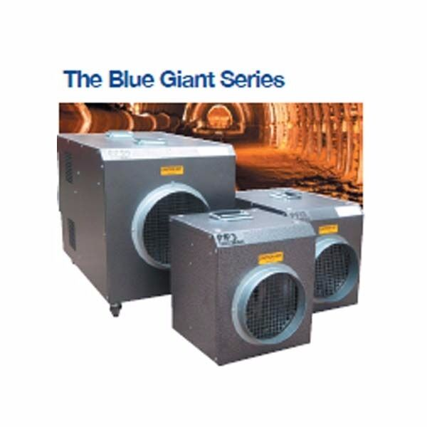 Blue Giant Series FF13T Industrial Ducted Electric Heater 13.9Kw / 42000Btu 415V~50Hz