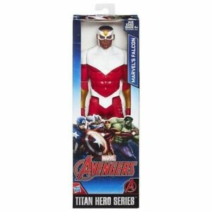 TITAN HERO SERIES MARVEL'S FALCON AT TEDDY N ME