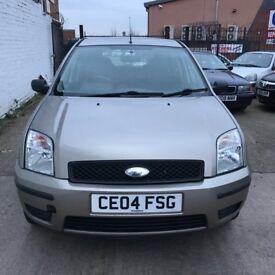 Ford Fusion 1.4 080 2 (silver) 2004