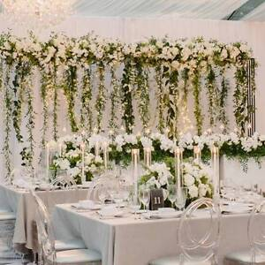 HIRE - Trailing Flower Wall - JUST BRIDES Rossmoyne Canning Area Preview