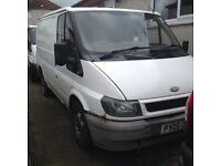 FORD TRANSIT 05 PLATE SWB SPARES OR REPAIRS