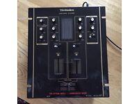 Technics SH-DX1200 mixer
