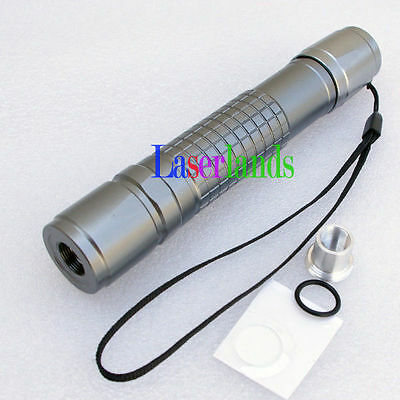Waterproof Focusable Adjustable Housing Case For Laser Pointer Module Mount