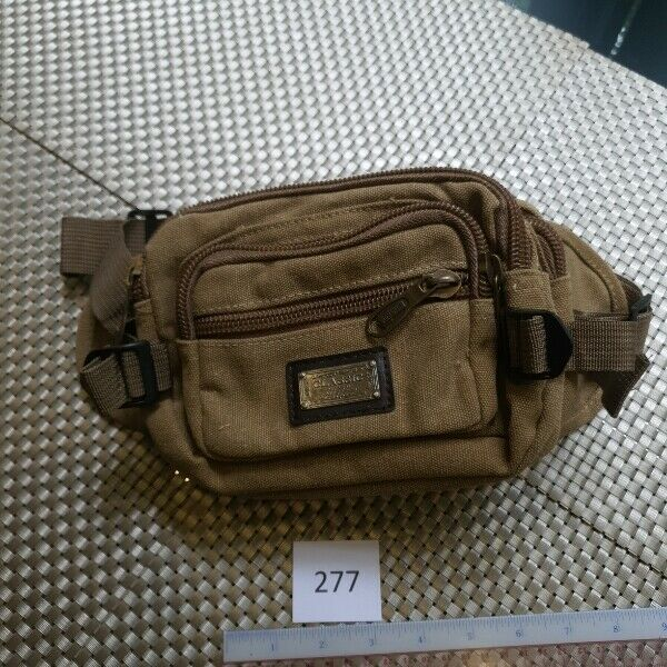 #277 - 1pc Brand New 'Classic' Waist Pouch For Sale