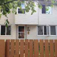UPGRADED 3 BDRM. TOWNHOUSE - WEST END