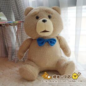 Giant 'TED' teddy bear