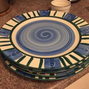 Dinnerware-  Plates and Bowls