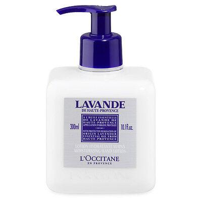 Loccitane Lavender Hand Lotion - L'occitane Lavender Moisturizing Hand Lotion 10.1oz/500ml
