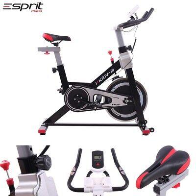 Esprit MOTIV-8 Exercise Spin Bike Fitness Cardio Aerobic Machine