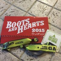 Boots and Hearts with Camping