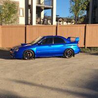 Subaru sti 04