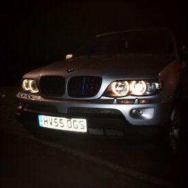 BMW X5 3.0d sport 2005 facelift quick sale
