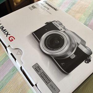 Panasonic LUMIX GF7 micro 4/3 camera mirrorless BODY ONLY