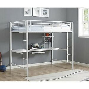 Full Loft Bed | eBay