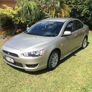 Excellent Condition Auto 2010 MY11 Mitsubishi VR Lancer Nth Qld Atherton Tablelands Preview