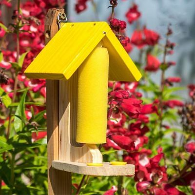 Butterfly / Bee Nectar feeding station - garden pollen insects feeder