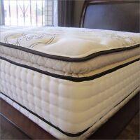 Luxury Mattresses from Show Home Staging, SALE TODAY 1-7!!