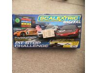 Scalextric Digital Pit Stop Challenge