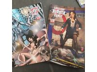 London Horror comic X2 #2 and #4 for mature reader