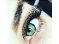 Individual Russian volume lashes 3D - 6D