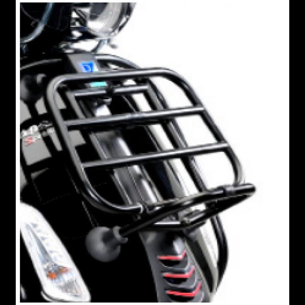 Vespa Sprint 50 / 125 Genuine Black Front Rack / Luggage Rack - 606000M
